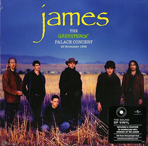 Viniluri VINIL Universal Records James - The Greenpeace Palace Concert (23 November 1992)VINIL Universal Records James - The Greenpeace Palace Concert (23 November 1992)