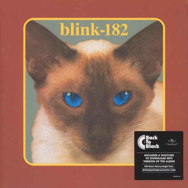 Viniluri VINIL Universal Records BLINK 182 - Cheshire CatVINIL Universal Records BLINK 182 - Cheshire Cat