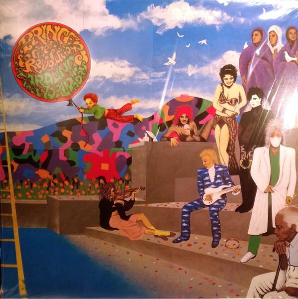 Viniluri VINIL Universal Records Prince & The Revolution - Around The World In A DayVINIL Universal Records Prince & The Revolution - Around The World In A Day