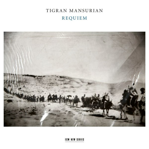 Muzica CD CD ECM Records Tigran Mansurian: RequiemCD ECM Records Tigran Mansurian: Requiem