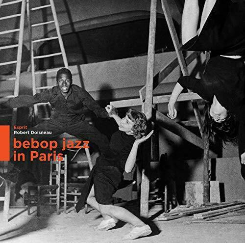 Viniluri VINIL Universal Records Various Artists - Bebop Jazz In ParisVINIL Universal Records Various Artists - Bebop Jazz In Paris