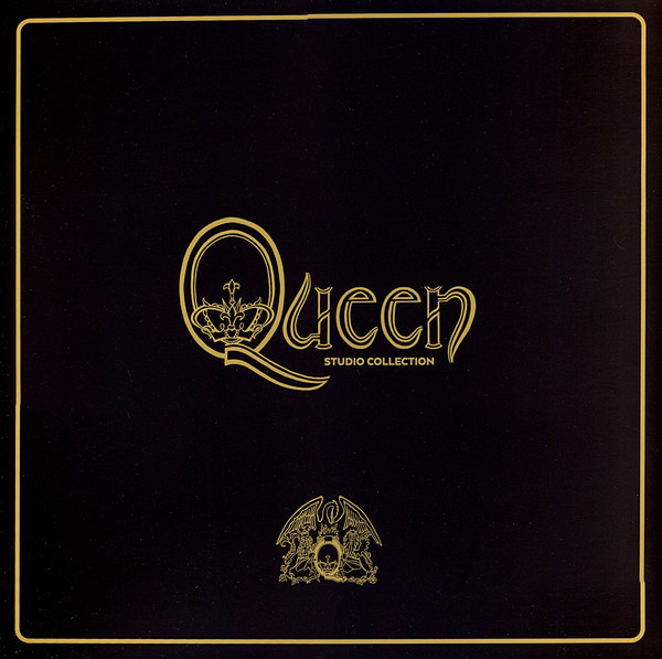 Viniluri VINIL ProJect Queen - Complete Studio Album CollectionVINIL ProJect Queen - Complete Studio Album Collection