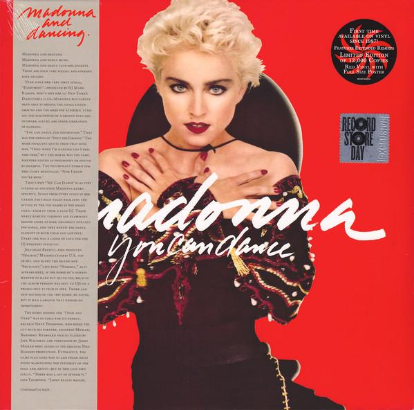 Viniluri VINIL Universal Records Madonna - You Can DanceVINIL Universal Records Madonna - You Can Dance