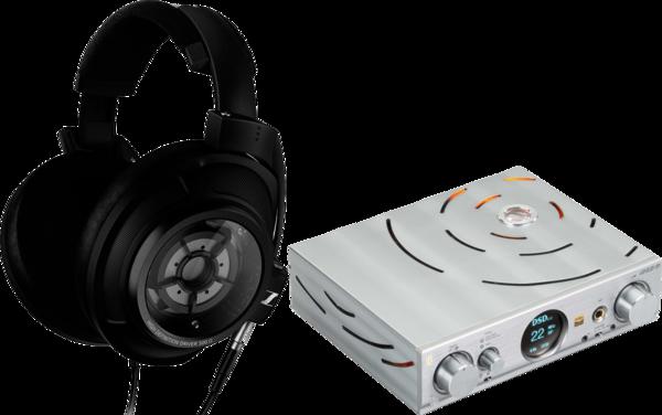 Pachete PROMO Casti si AMP Pachet PROMO Sennheiser HD 820 + iFi Audio Pro iDSDPachet PROMO Sennheiser HD 820 + iFi Audio Pro iDSD