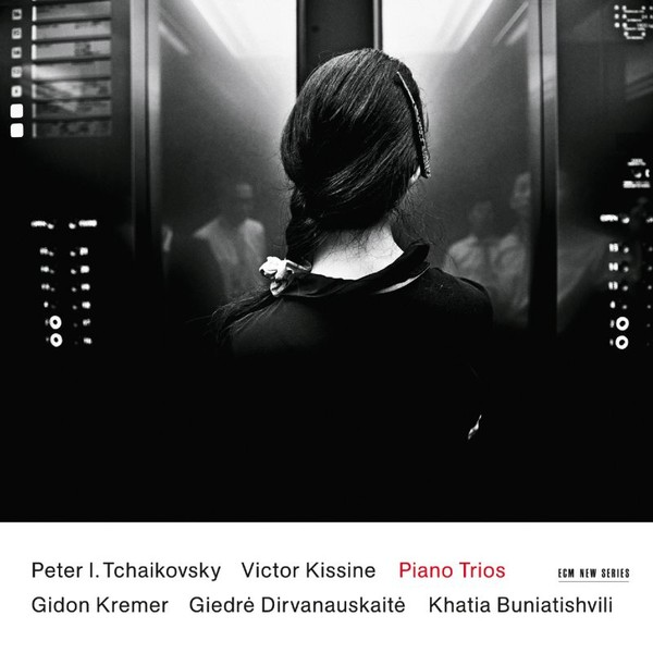 Muzica CD CD ECM Records Gidon Kremer, Dirvanauskaite, Buniatishvili - Tchaikovsky, Kissine: Piano TriosCD ECM Records Gidon Kremer, Dirvanauskaite, Buniatishvili - Tchaikovsky, Kissine: Piano Trios