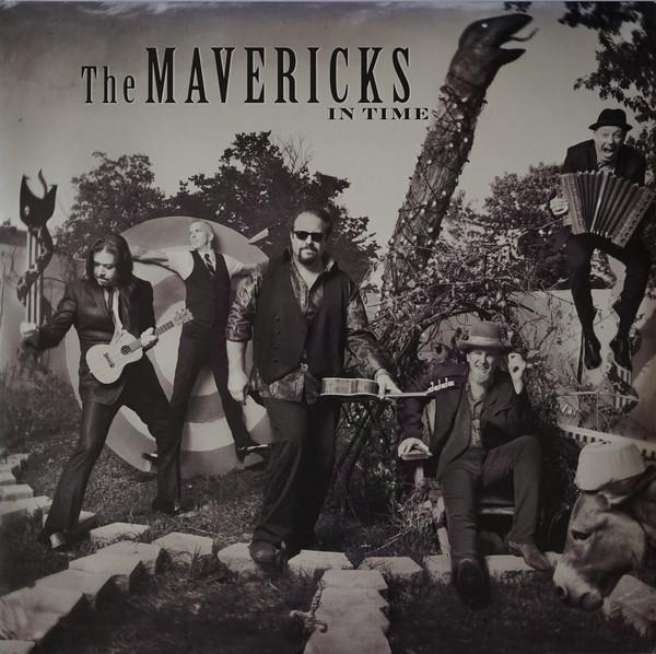 Viniluri VINIL Universal Records The Mavericks - In Time VINIL Universal Records The Mavericks - In Time