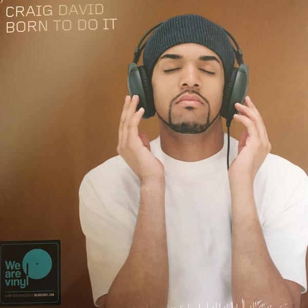 Viniluri VINIL Universal Records Craig David - Born To Do ItVINIL Universal Records Craig David - Born To Do It