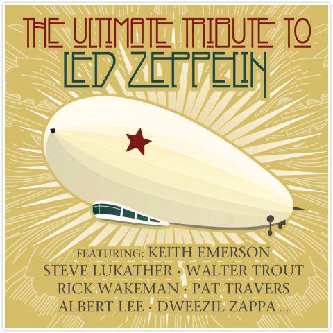 Viniluri VINIL Universal Records Various Artists - Led Zeppelin The Ultimate TributeVINIL Universal Records Various Artists - Led Zeppelin The Ultimate Tribute