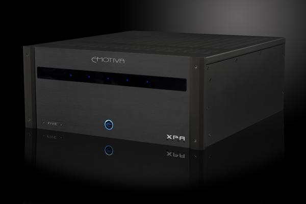 Amplificatoare de putere Amplificator Emotiva XPA-5 Gen3 Modular Amplifier - 5channelAmplificator Emotiva XPA-5 Gen3 Modular Amplifier - 5channel