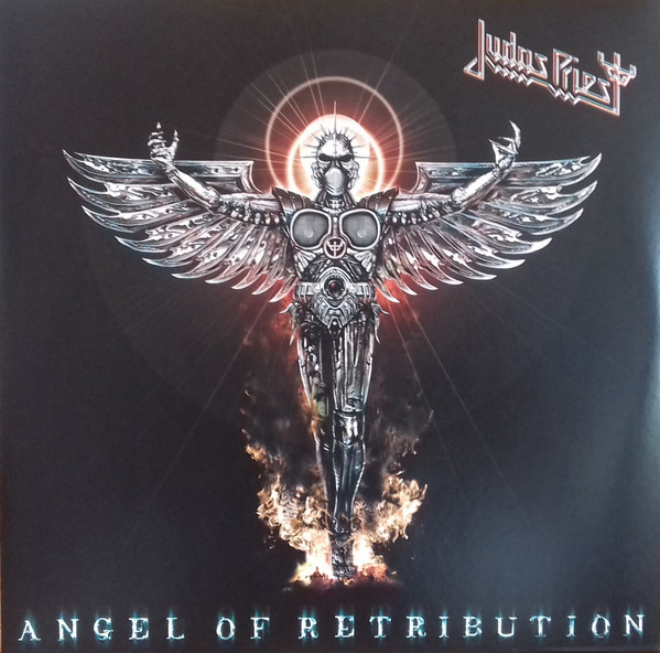 Viniluri VINIL Universal Records Judas Priest - Angel Of RetributionVINIL Universal Records Judas Priest - Angel Of Retribution