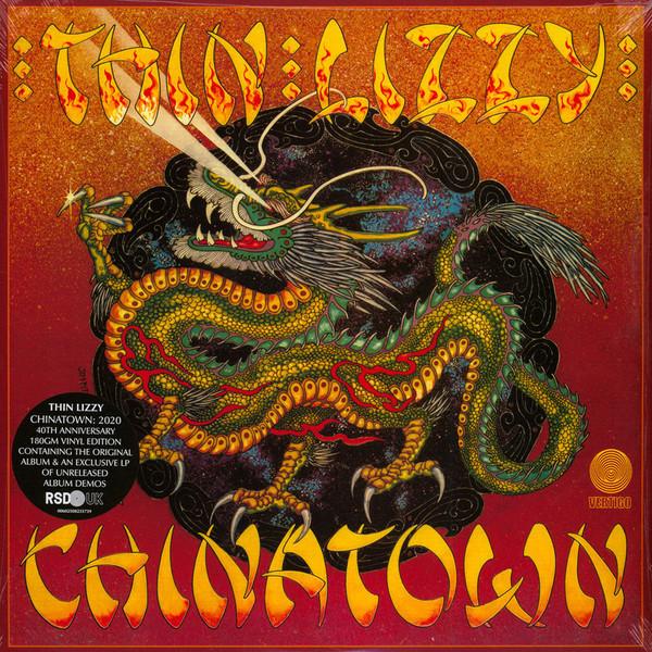 Viniluri VINIL Universal Records Thin Lizzy - ChinatownVINIL Universal Records Thin Lizzy - Chinatown