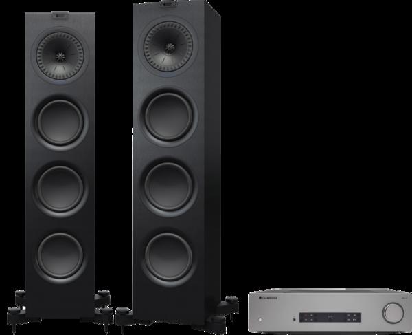 Pachete PROMO STEREO Pachet PROMO KEF Q750 + Cambridge Audio CXA61Pachet PROMO KEF Q750 + Cambridge Audio CXA61