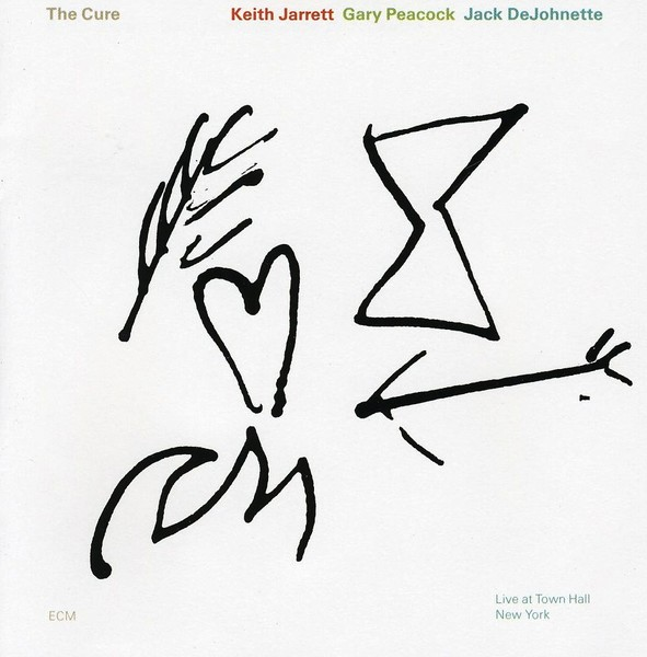 Muzica CD CD ECM Records Keith Jarrett, Gary Peacock, Jack DeJohnette: The CureCD ECM Records Keith Jarrett, Gary Peacock, Jack DeJohnette: The Cure