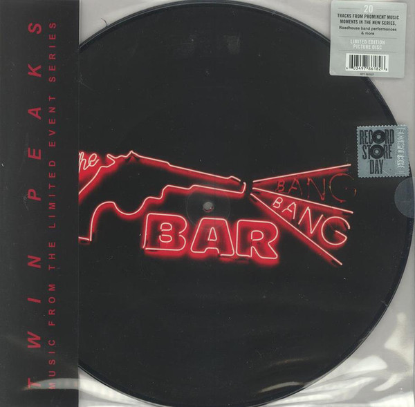 Viniluri VINIL Universal Records Various - Twin Peaks (Music From The Limited Event Series) Picture DiscVINIL Universal Records Various - Twin Peaks (Music From The Limited Event Series) Picture Disc