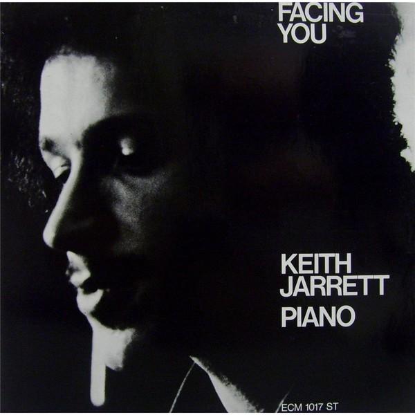 Viniluri VINIL ECM Records Keith Jarrett: Facing YouVINIL ECM Records Keith Jarrett: Facing You