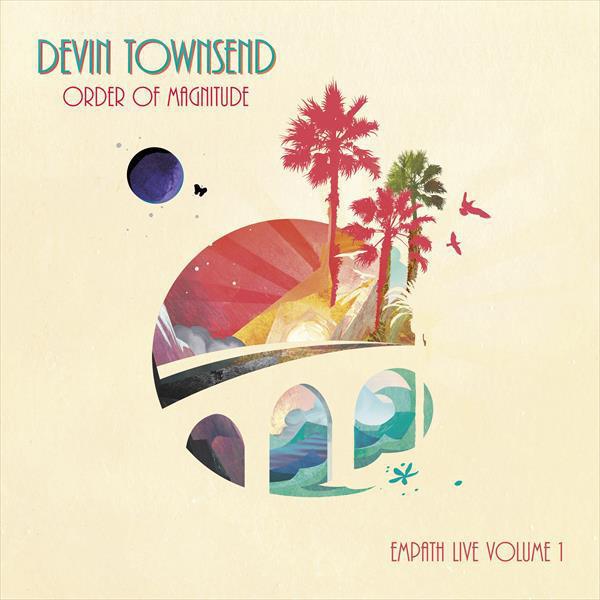 Viniluri VINIL Universal Records Devin Townsed - Order of Magnitude - Empath Live Volume 1VINIL Universal Records Devin Townsed - Order of Magnitude - Empath Live Volume 1