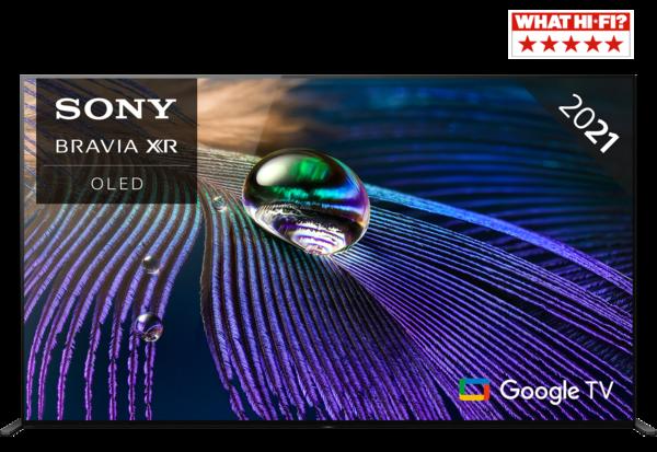 Televizoare  Sony OLED  XR-55A90J + 10% EXTRA REDUCERE Sony OLED  XR-55A90J + 10% EXTRA REDUCERE