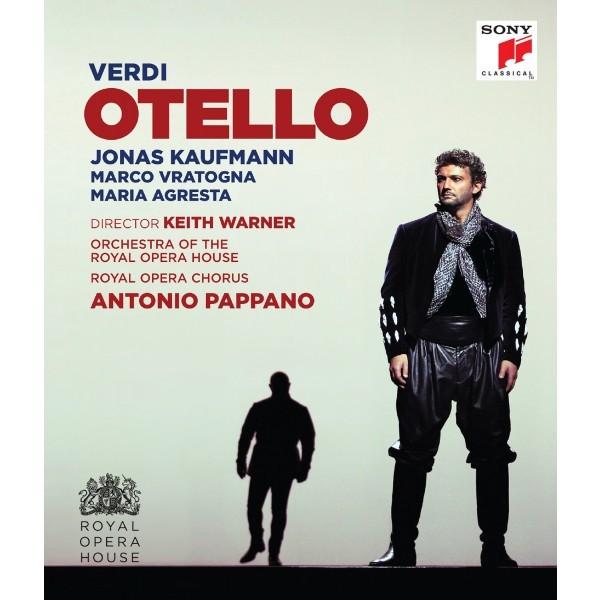 DVD & Bluray BLURAY Universal Records Verdi - Otello ( Kaufmann, Vratogna, Pappano )BLURAY Universal Records Verdi - Otello ( Kaufmann, Vratogna, Pappano )