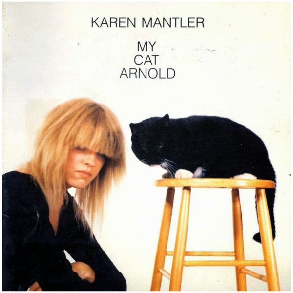 Viniluri VINIL ECM Records Karen Mantler: My Cat ArnoldVINIL ECM Records Karen Mantler: My Cat Arnold