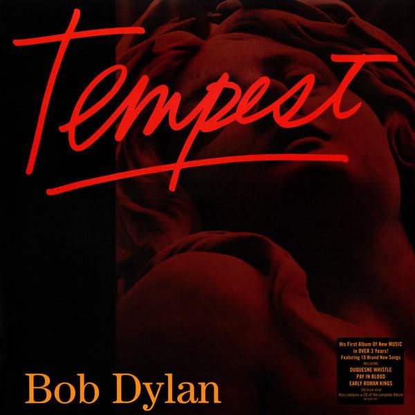 Viniluri VINIL Universal Records Bob Dylan - TempestVINIL Universal Records Bob Dylan - Tempest