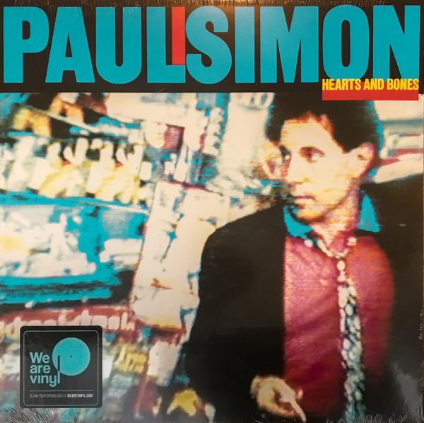 Viniluri VINIL Universal Records Paul Simon - Hearts And BonesVINIL Universal Records Paul Simon - Hearts And Bones