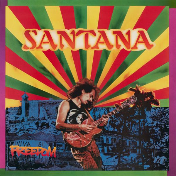 Viniluri VINIL Universal Records Santana - FreedomVINIL Universal Records Santana - Freedom