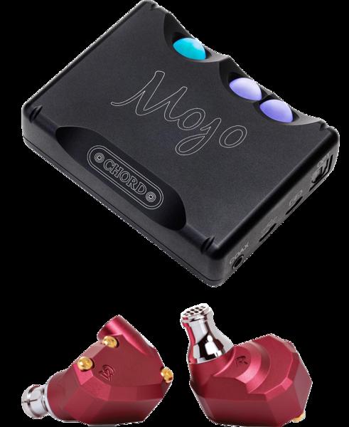 Pachete PROMO Casti si AMP Pachet PROMO Campfire IO + Chord Electronics MojoPachet PROMO Campfire IO + Chord Electronics Mojo