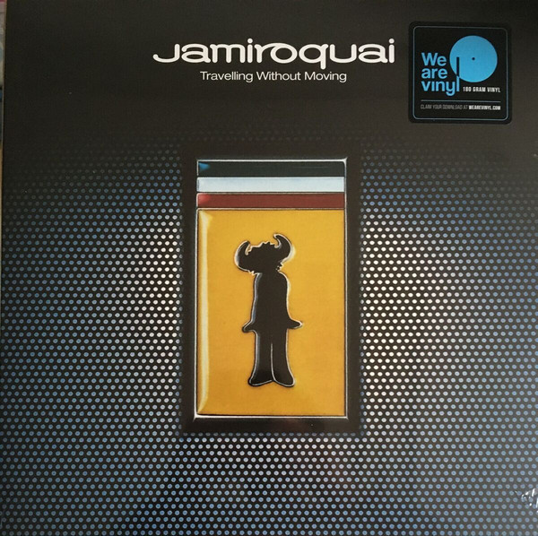 Viniluri VINIL Universal Records Jamiroquai - Travelling Without MovingVINIL Universal Records Jamiroquai - Travelling Without Moving