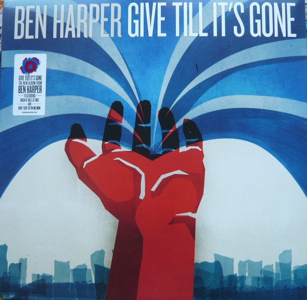 Viniluri VINIL Universal Records Ben Harper - Give Till It s GoneVINIL Universal Records Ben Harper - Give Till It s Gone