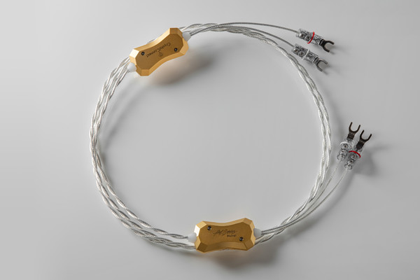 Cabluri audio Cablu Crystal Connect Monet Speak Banana/SpadaCablu Crystal Connect Monet Speak Banana/Spada