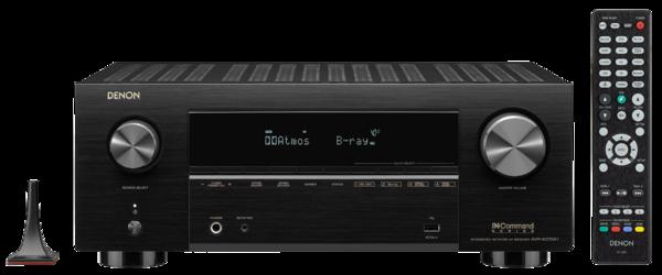 Receivere AV Receiver Denon AVC-X3700H BlackReceiver Denon AVC-X3700H Black
