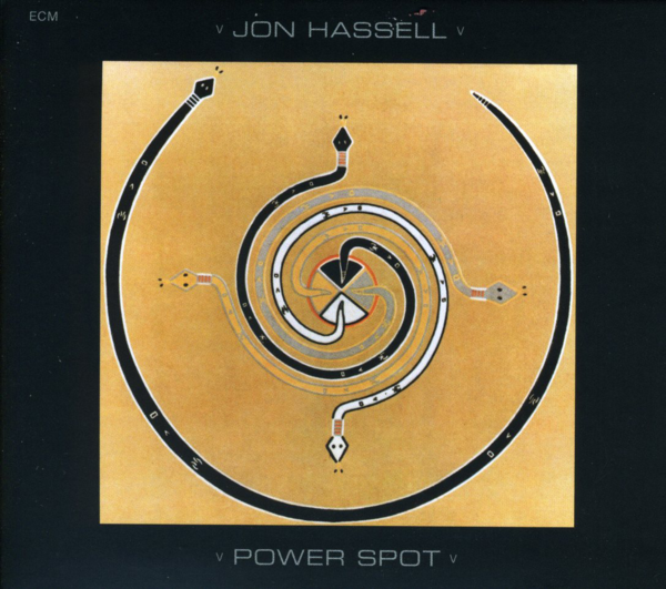 Muzica CD CD ECM Records Jon Hassell: Power SpotCD ECM Records Jon Hassell: Power Spot