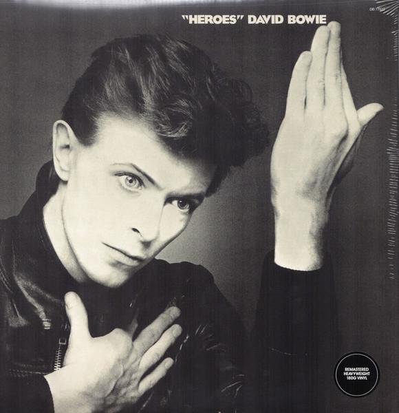 Viniluri VINIL Universal Records David Bowie - HeroesVINIL Universal Records David Bowie - Heroes