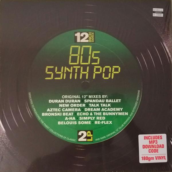 Viniluri VINIL Universal Records Various Artists - 80s synthpopVINIL Universal Records Various Artists - 80s synthpop