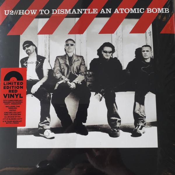 Viniluri VINIL Universal Records U2 - How To Dismantle An Atomic BombVINIL Universal Records U2 - How To Dismantle An Atomic Bomb