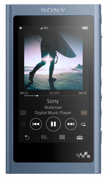 Playere portabile Sony NW-A55LSony NW-A55L