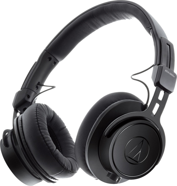 Casti DJ Casti DJ Audio-Technica ATH-M60XCasti DJ Audio-Technica ATH-M60X