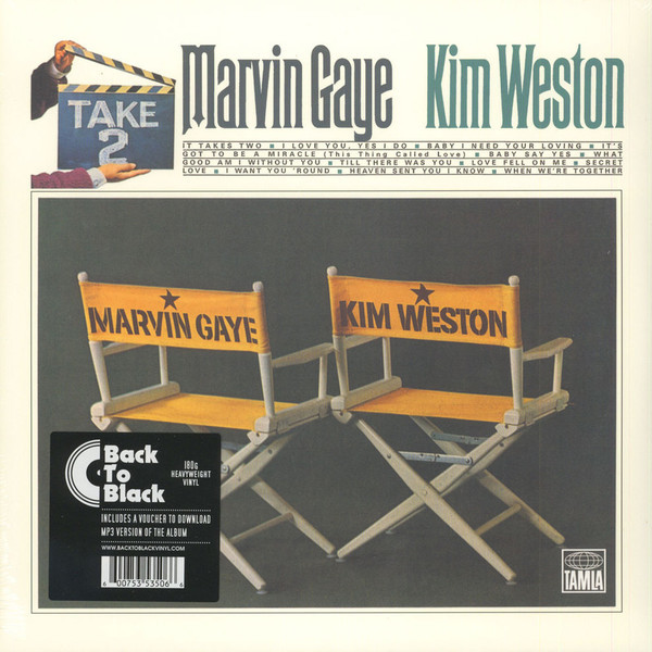 Viniluri VINIL Universal Records Marvin Gaye & Kim Weston ‎- Take TwoVINIL Universal Records Marvin Gaye & Kim Weston ‎- Take Two