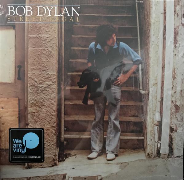 Viniluri VINIL Universal Records Bob Dylan - Street-LegalVINIL Universal Records Bob Dylan - Street-Legal