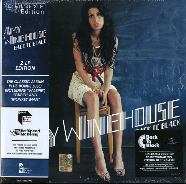 Viniluri VINIL Universal Records Amy Winehouse - Back To Black ( Deluxe Edition )VINIL Universal Records Amy Winehouse - Back To Black ( Deluxe Edition )