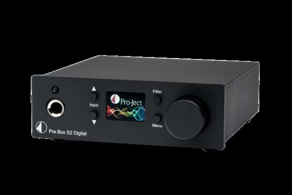 DAC-uri DAC ProJect Pre Box S2 DigitalDAC ProJect Pre Box S2 Digital