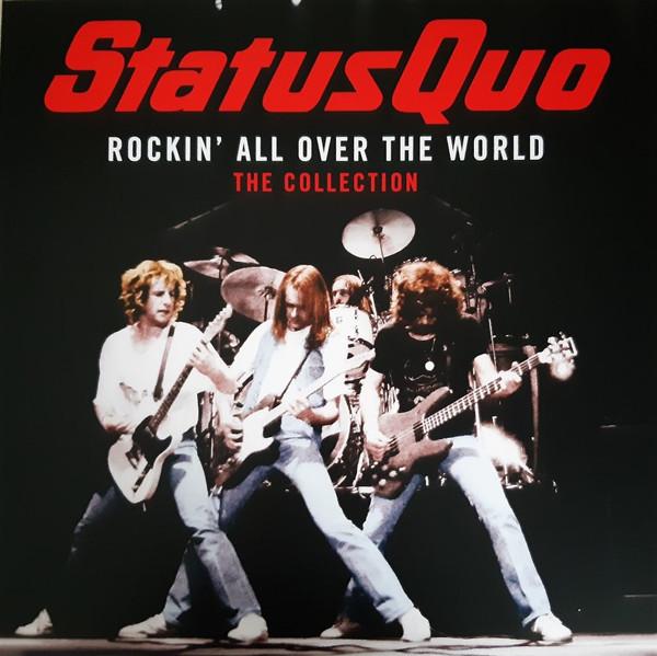 Viniluri VINIL Universal Records Status Quo - Rockin All Over The World - The CollectionVINIL Universal Records Status Quo - Rockin All Over The World - The Collection