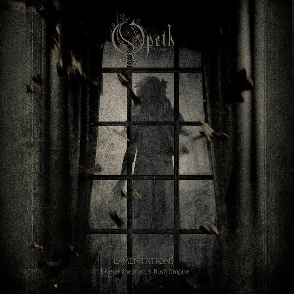 Viniluri VINIL Universal Records Opeth - Lamentations (Live At Shepherd's Bush Empire)VINIL Universal Records Opeth - Lamentations (Live At Shepherd's Bush Empire)