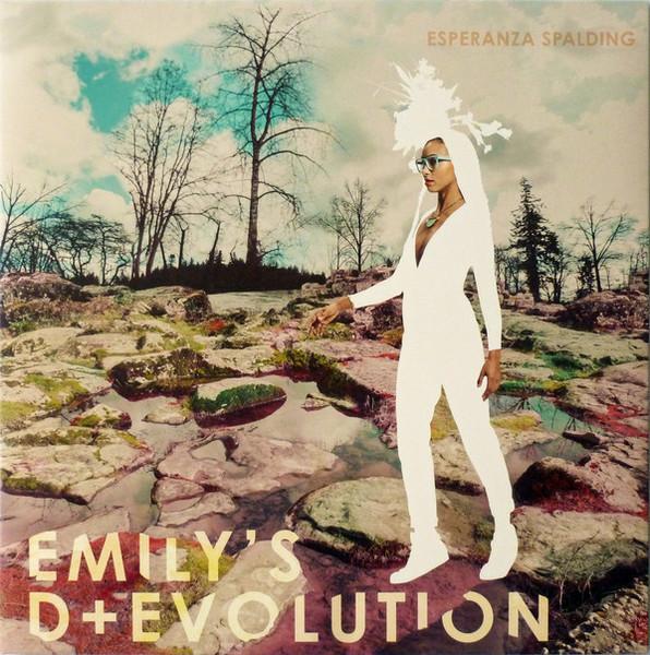Viniluri VINIL Universal Records Esperanza Spalding - Emily's D+EvolutionVINIL Universal Records Esperanza Spalding - Emily's D+Evolution