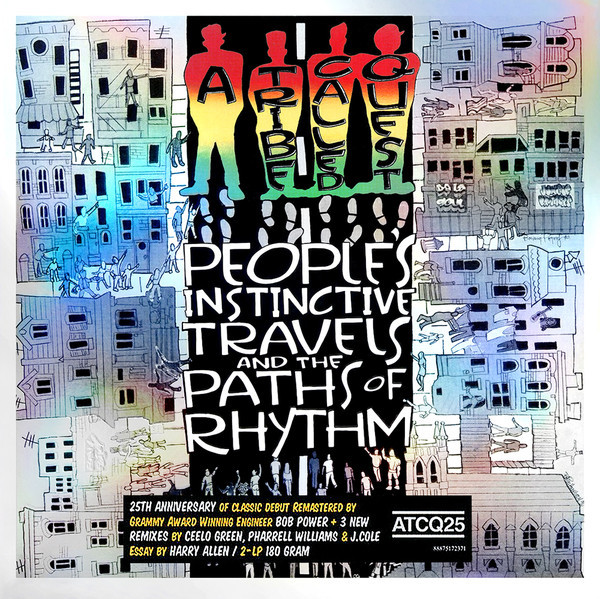 Viniluri VINIL Universal Records A Tribe Called Quest - People's Instinctive Travels And The Paths Of RhythmVINIL Universal Records A Tribe Called Quest - People's Instinctive Travels And The Paths Of Rhythm