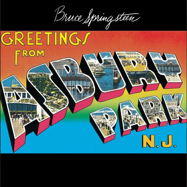 Viniluri VINIL Universal Records Bruce Springsteen - Greetings From Asbury Park, N.J.VINIL Universal Records Bruce Springsteen - Greetings From Asbury Park, N.J.