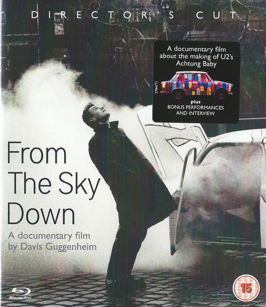 DVD & Bluray BLURAY Universal Records U2 - From The Sky Down: A Documentary Film By Davis GuggenheimBLURAY Universal Records U2 - From The Sky Down: A Documentary Film By Davis Guggenheim