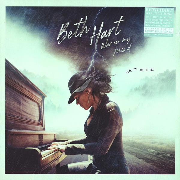 Viniluri VINIL Universal Records Beth Hart - War In My Mind (colured vinyl)VINIL Universal Records Beth Hart - War In My Mind (colured vinyl)