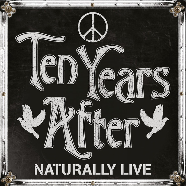 Viniluri VINIL Universal Records Ten Years After - Naturally LiveVINIL Universal Records Ten Years After - Naturally Live