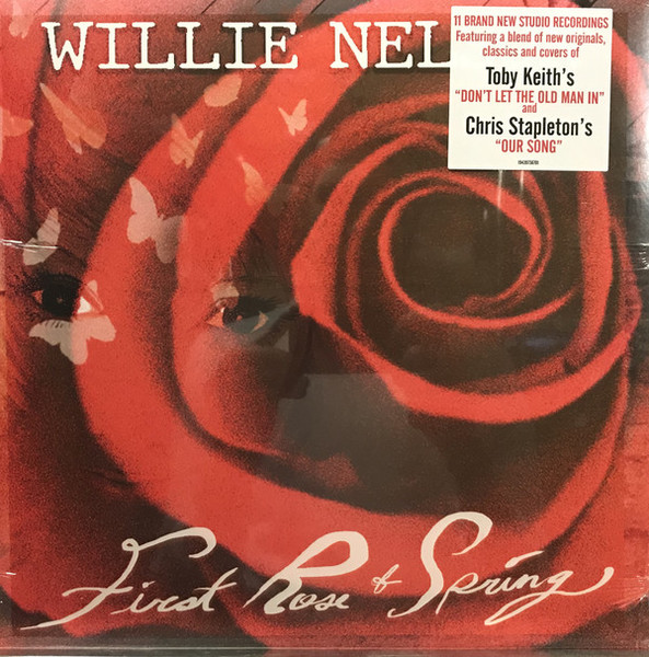 Viniluri VINIL Universal Records Willie Nelson - First Rose Of SpringVINIL Universal Records Willie Nelson - First Rose Of Spring
